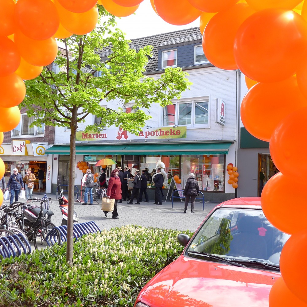 Konings Dag / Oranje City am 27.04.2017